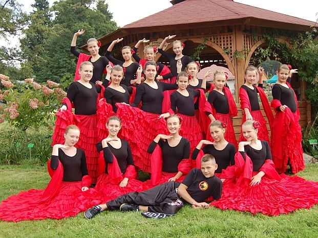 zespół taneczny Joanki